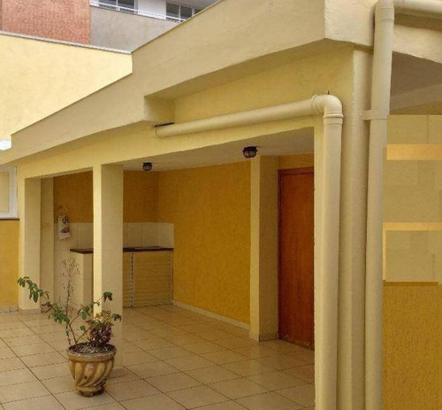 Casa Com 2 Dormitórios À Venda, 125 M² Por R$ 520.000 - Campestre - Santo André/sp - Ca0792