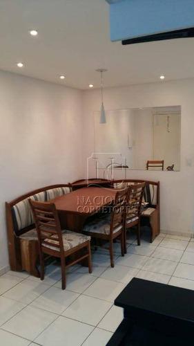 Apartamento Com 2 Dormitórios À Venda, 40 M² Por R$ 235.000,00 - Parque Das Nações - Santo André/sp - Ap12149