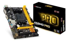 Placa Mãe Biostar A68md Pro Socket Fm2+ Ddr3 Novo!!!