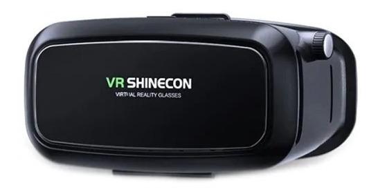 Lentes Realidad Virtual 3d Android iPhone Vr Box Shinecon