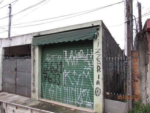 Imagem 1 de 5 de Salão Comercial Para Alugar No Jardim Danfer - Sl00012 - 34076433