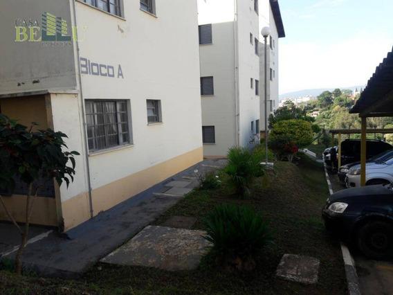 Apartamento Com 2 Dormitórios Para Alugar, 47 M² Por R$ 800/mês - Vila Palmares - Franco Da Rocha/sp - Ap0072