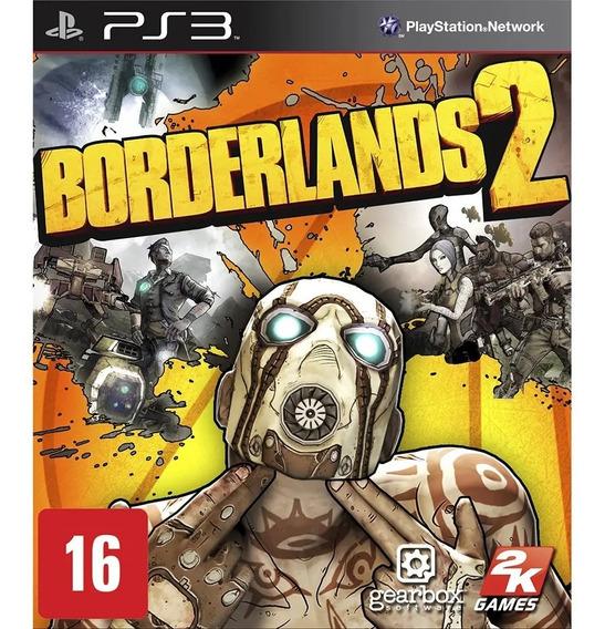 Game Borderlands 2 Para Ps3