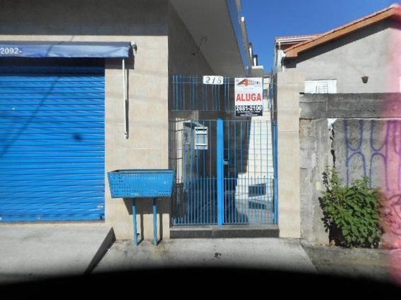 Casa Com 1 Dormitório Para Alugar - Penha De França - São Paulo/sp - Ca0102