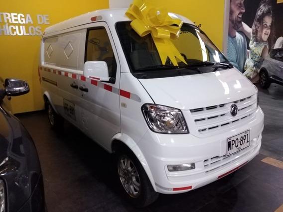 Minivan Carga Dfsk Modelo 2018 Cara Nueva