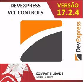 Devexpress Universal Vcl 17.2.4 Delphi10.2.3tokyo Fonte Comp