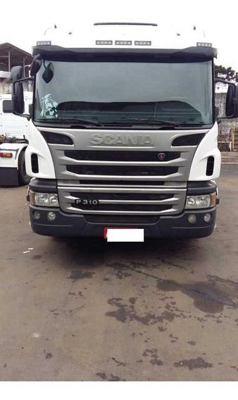 Scania P310, Bi Truck Automático
