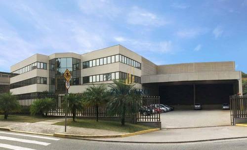 Galpão Para Alugar, 2700 M² Por R$ 70.000/mês - Alphaville Industrial - Barueri/sp - Ga1657