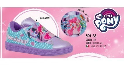 Tennis My Little Pony 801-38.. Outlet/saldos Mchn