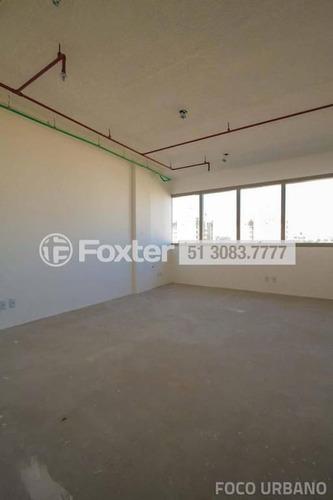 Sala / Conjunto Comercial, 54.6 M², Menino Deus - 159706