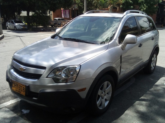 Chevrolet Captiva Sport 2.4 At Con Techo