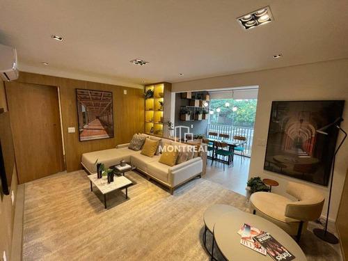 Apartamento À Venda, 114 M² Por R$ 1.230.000,00 - Alto Da Lapa - São Paulo/sp - Ap2604