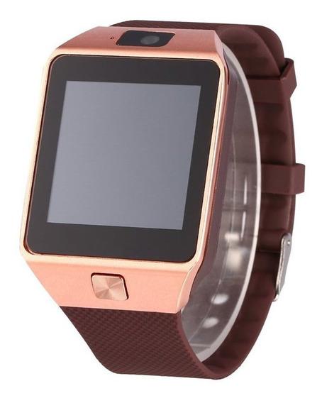 Hombres Y Mujeres Dz09 Reloj Inteligente A1 Tarjeta Teléfono