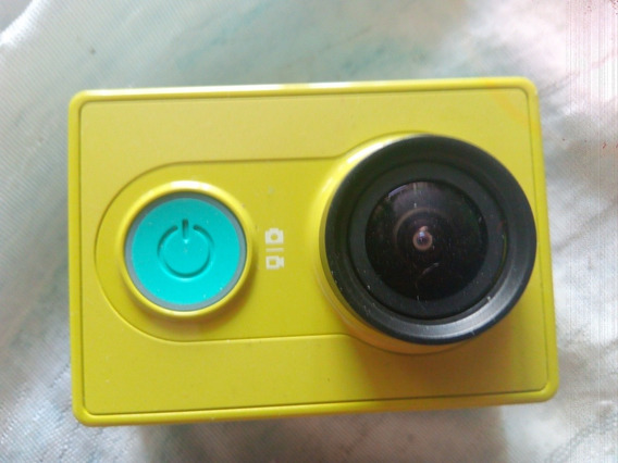 Xiaomi Yi 4k Action Cam