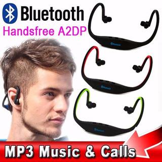 Lote 3x Fone De Ouvido Bluetooth Microfone Headphone Barato
