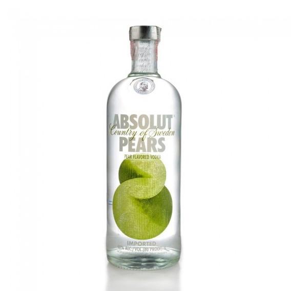 Vodka Absolut Pears 1 Litro