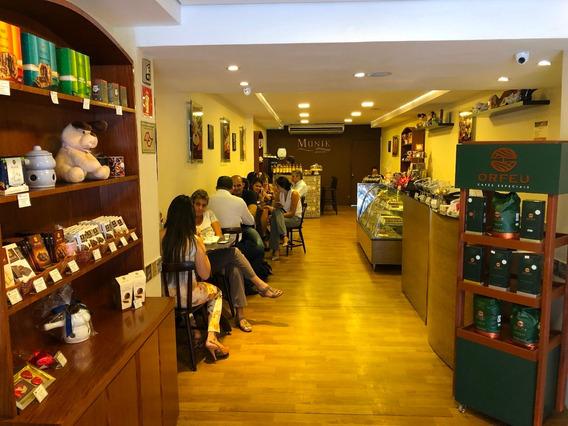 Vendo Chocolateria E Cafeteria De Renomada Franquia