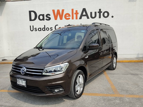 Imagen 1 de 15 de Volkswagen Caddy 2020 1.6 Pasajeros Mt