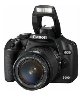 Camara Profesional Canon 500d