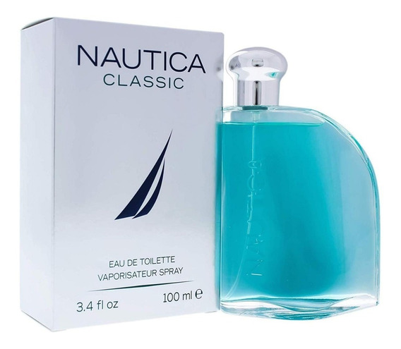 Perfume Original Nautica Classic 100ml Caballero