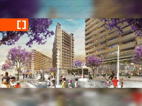 Venta De Apartamento Obra Construcción 2 Dormitorios En Malvín, Distrito M T1 Unidad 1504