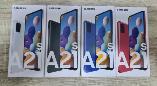 Imagen 1 de 6 de Samsung Galaxy A21s Nuevo Desbloqueado