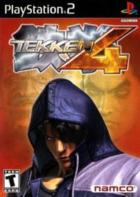 Tekken 4 Playstation 2 Ps2 Original