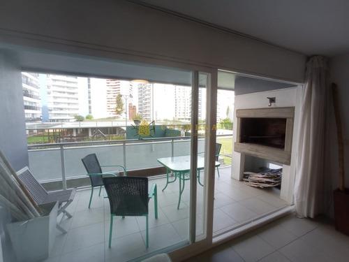 Apartamento En Brava, 3 Dormitorios *- Ref: 4162