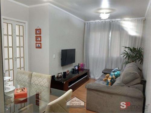Apartamento Na Vila Basileia 3 Dormitórios! - 2841-1