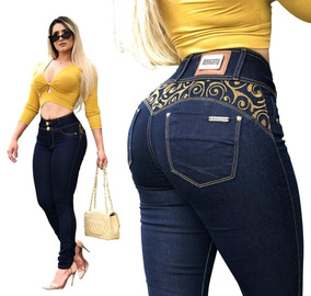 e563c9828 Calças Jeans Feminino Azul em Minas Gerais no Mercado Livre Brasil