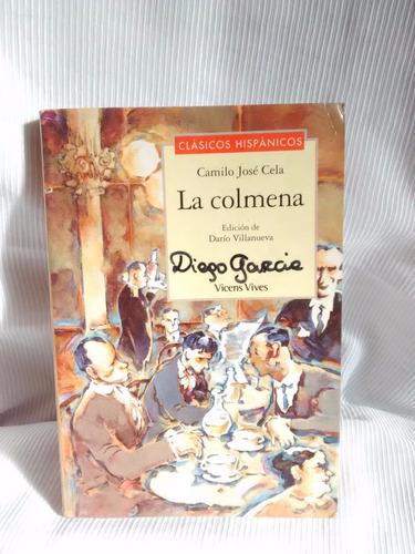 Imagen 1 de 4 de La Colmena Camilo Jose Cela Editorial Vicens Vives