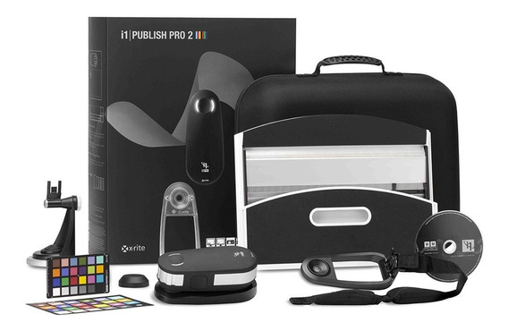 I1 Publish Pro2 Calibrador Espectrofotometro Eo2pub X-rite