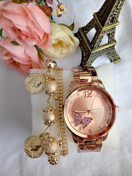 Lindos Relógios Feminino Com Pulseira