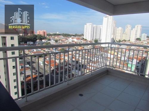 Imagem 1 de 14 de Apartamento Novo Com 02 Dorms (1 Suíte) E 2 Vagas | M2237