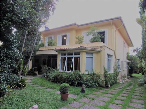Imagem 1 de 30 de Casa De 5 Dormitórios No Jardim Petrópolis - Reo558584