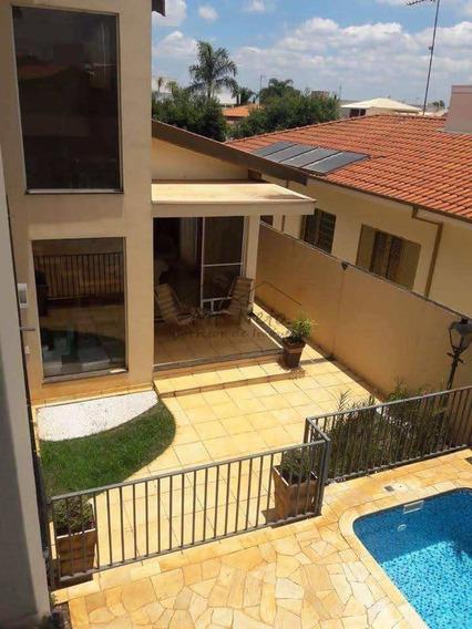 Sobrado De Condomínio Com 3 Dorms, Cidade Jardim, Pirassununga - R$ 950 Mil, Cod: 10131642 - V10131642