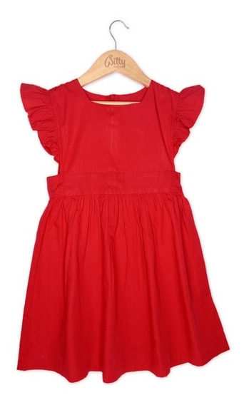 Witty Girls Vestido Eres Fabulosa You Are Amazing Rojo