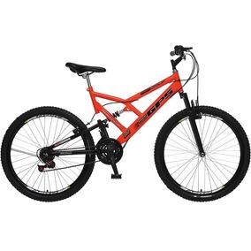 Bicicleta Aro 26 Colli Bike Com Dupla Suspensão 21 Marchas