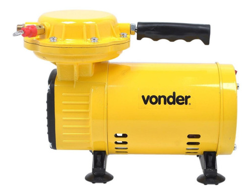 Compressor de ar mini elétrico portátil Vonder 68.28.023.000 127V/220V 60Hz