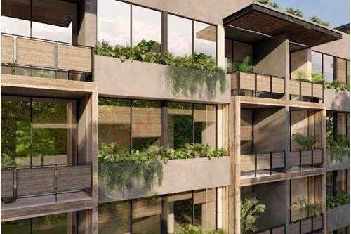 Preventa De Exclusivos 15 Departamentos Tipo Estudio Con Roof Top, Rodeadors De Areas Verdes.