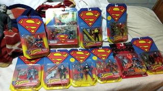 Figuras De Batman Y Superman Kenner 1995 Consultar