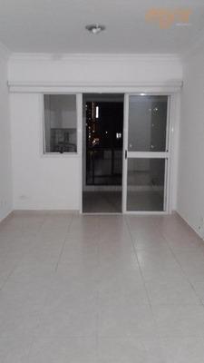 Apartamento Residencial Para Locação, Campo Grande, Santos. - Ap4185
