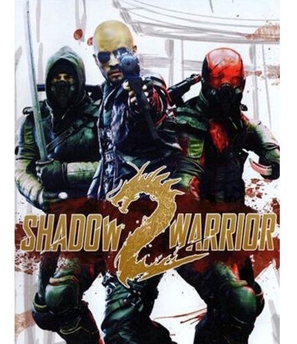 Shadow Warrior 2 Juego Ps4 Entrega Rapida User - Xena Store
