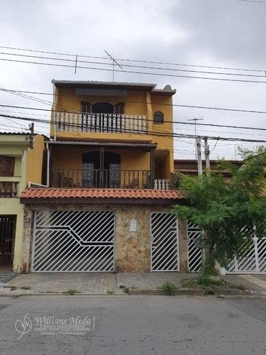 Sobrado Residencial Para Venda - 17378