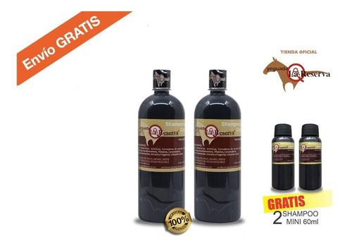 Imagen 1 de 6 de 2 Shampoo Del Caballo Para Uso Humano Yeguada Reserva+2 Mini