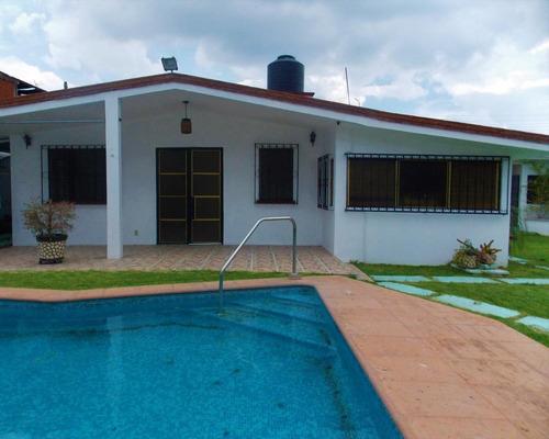 Imagen 1 de 16 de Casa En Venta Con Alberca En Cuautla Morelos