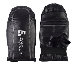 Ultrafit Guantin Para Box Cuero Sintético Fitness Boxeo