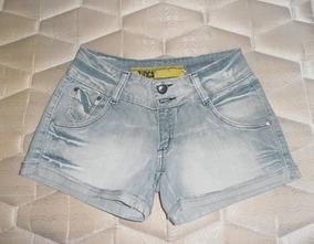 Shorts Jeans Zinco Original ( Tenho Sawary, Morena Rosa)