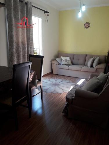 Apartamento A Venda No Bairro Recanto Quarto Centenário Em - 3307-1