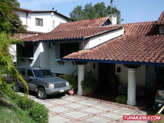 Casas En Venta Alto Hatillo Mca 15-9398